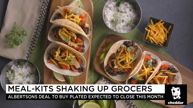 Albertsons' Deal for Plated Could Sha...