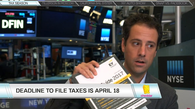 The Deadline to File Taxes Is Next We...