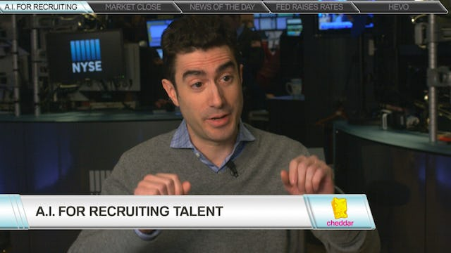 Just One Recruiter Is Training Machine Learning Used by 30,000 Firms