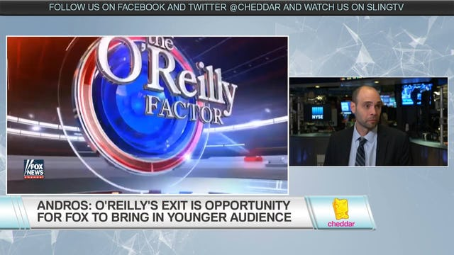 Faithwire's Dan Andros- O'Reilly's Ouster Is Opportunity for Fox News