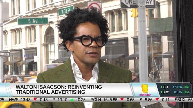 Aaron Walton, Co-Founder, Walton Isaacson