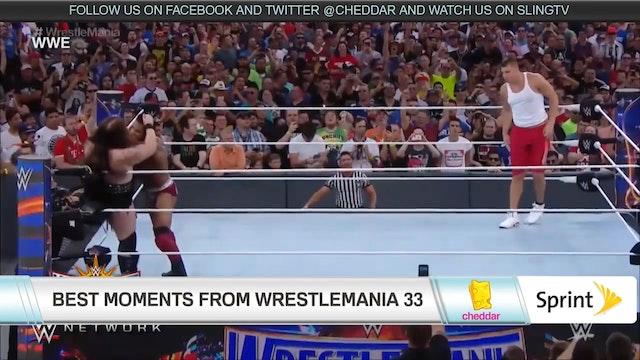 WWE Star of the Future- Rob Gronkowski