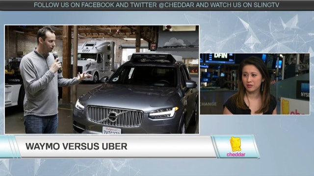 Waymo v. Uber: The Verge's Andrew Haw...