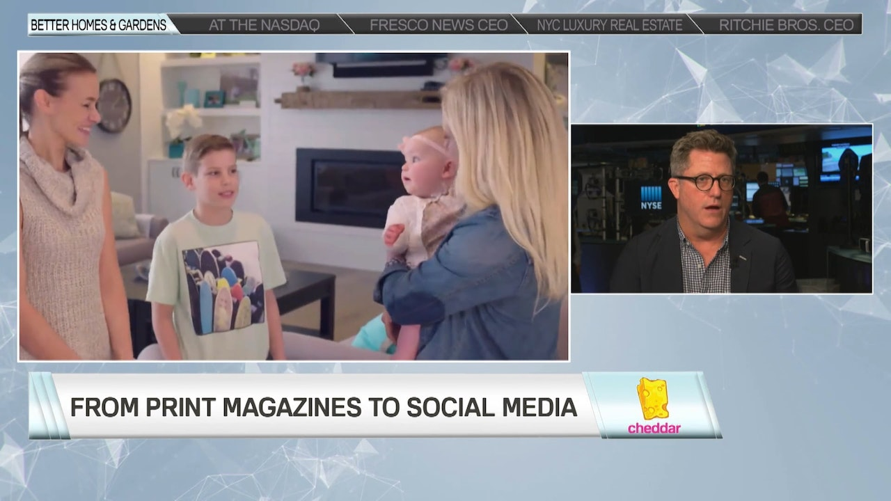 From Print Magazine To Social Media How Better Homes