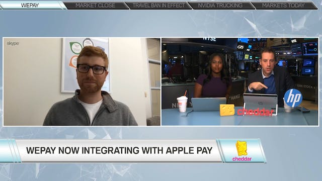 WePay CEO Bill Clerico: Apple Pay on ...