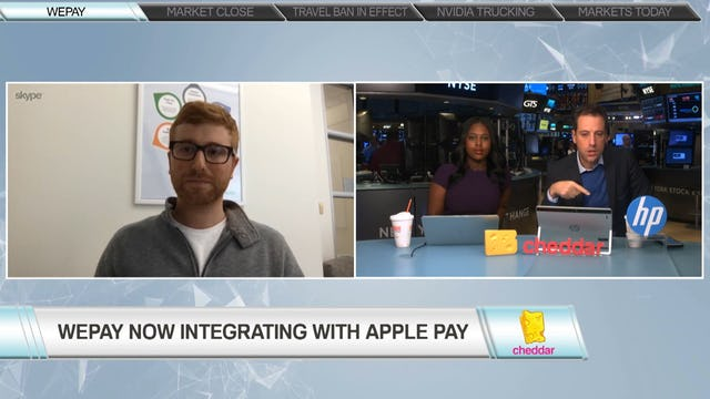 WePay CEO Bill Clerico: Apple Pay on Web Changes Game for Purchases