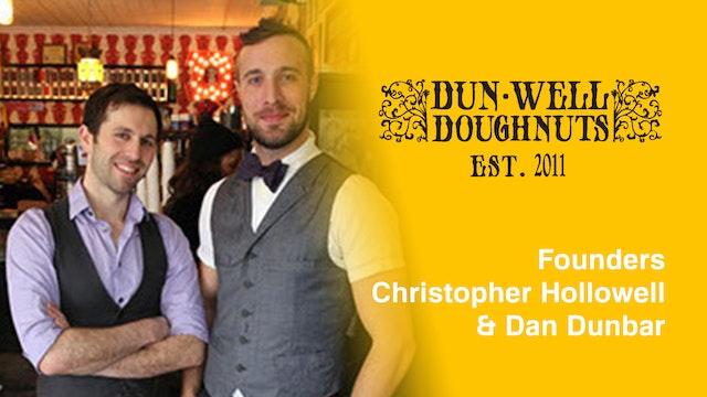 Foodporn: Doughnut style