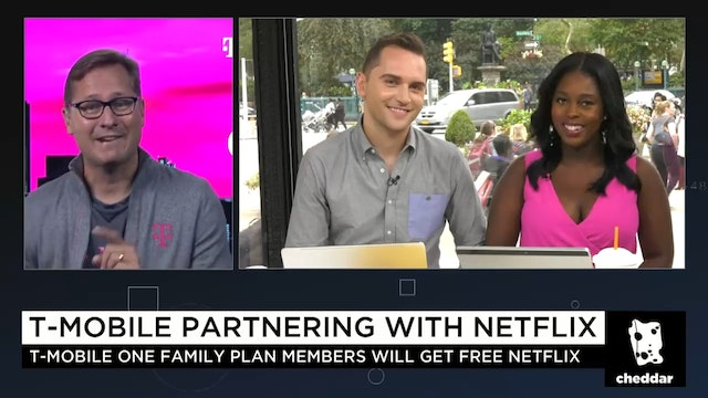 T-Mobile Is Giving Customers Netflix