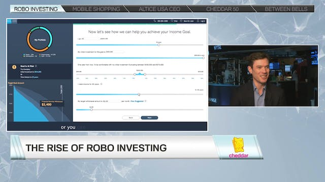 Robo Investing: How Millennials are I...