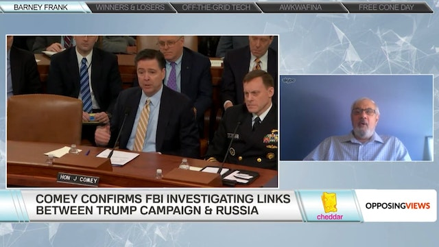 Barney Frank: James Comey Has Been a ...
