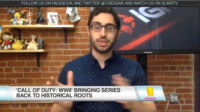 Call of Duty Heads Back to its WWII R...