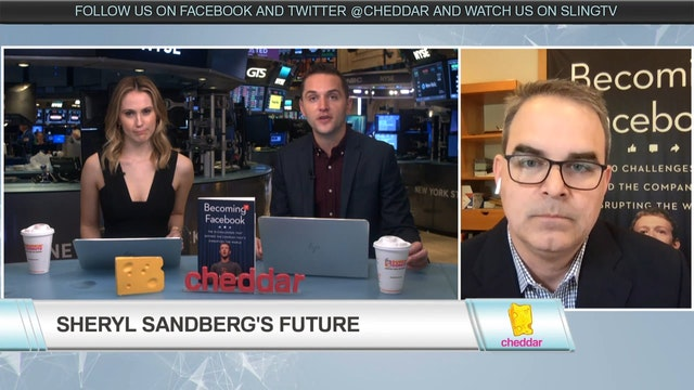 Sheryl Sandberg's Rise to Power at Fa...