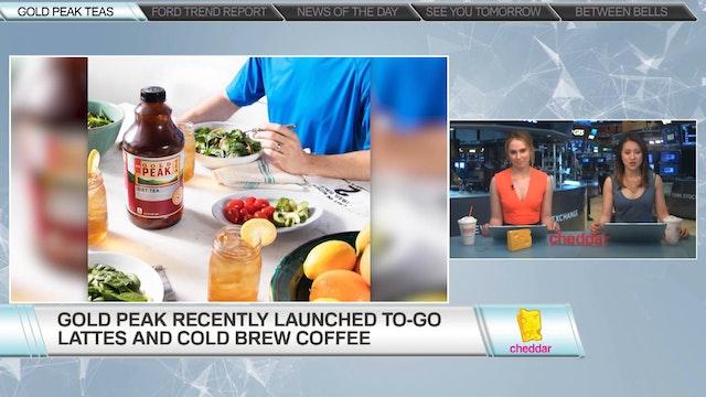 Gold Peak Tea and Feeding America, th...
