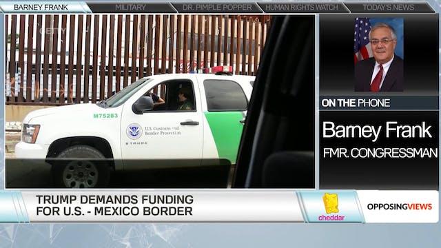 Fmr. Congressman Barney Frank Calls B...