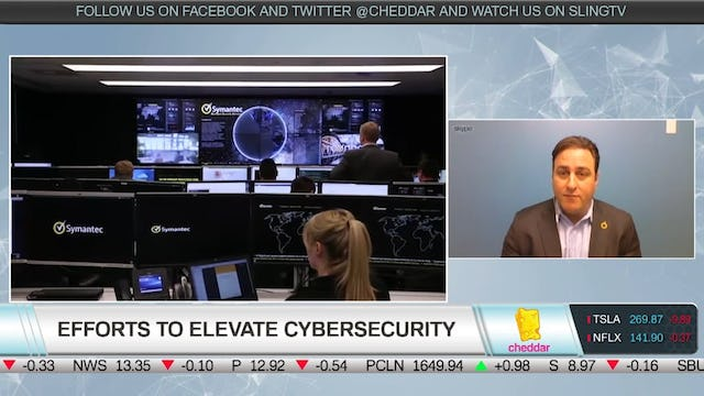 Symantec COO Michael Fey on Efforts to Elevate Cybersecurity