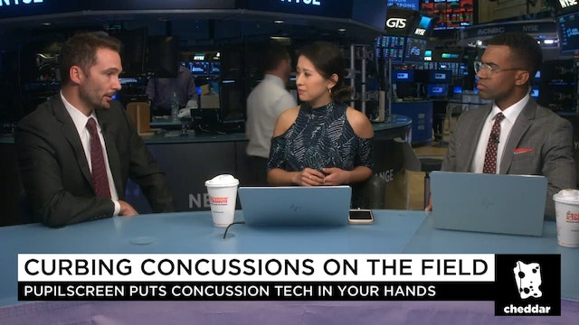 PupilScreen Puts Concussion Tech in Y...