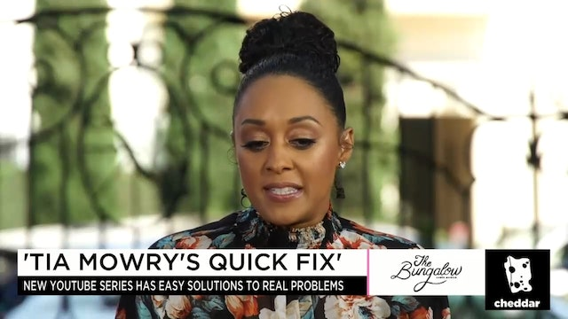 Tia Mowry Is Taking the Life Hack Up ...