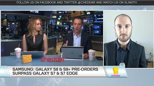 Samsung Says Galaxy S8 Pre-Orders Sur...