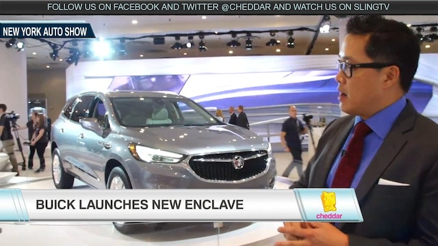 Motor Trend Shows Us Buick's New Encl...