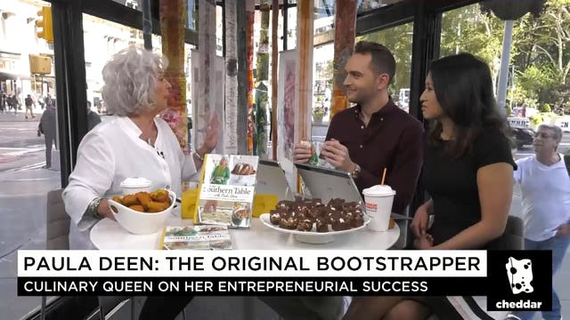 Paula Deen on Growing With Her Empire
