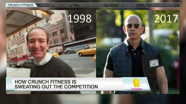 """How to Get """"Swole"""" Like Amazon CEO Je..."""