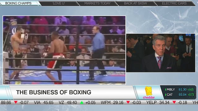 Sports Announcer Michael Buffer and B...