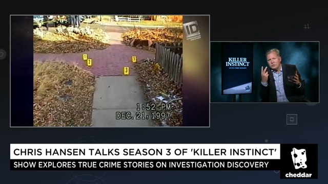 Chris Hansen on What Makes a Crime Co...