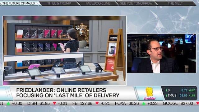 Brad Friedlander On The Future Of Malls