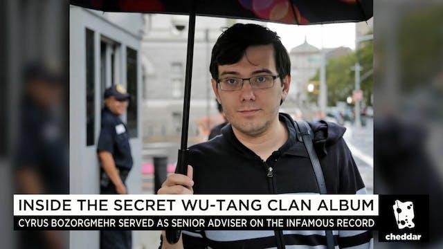 Inside the Secret Wu-Tang Clan Album