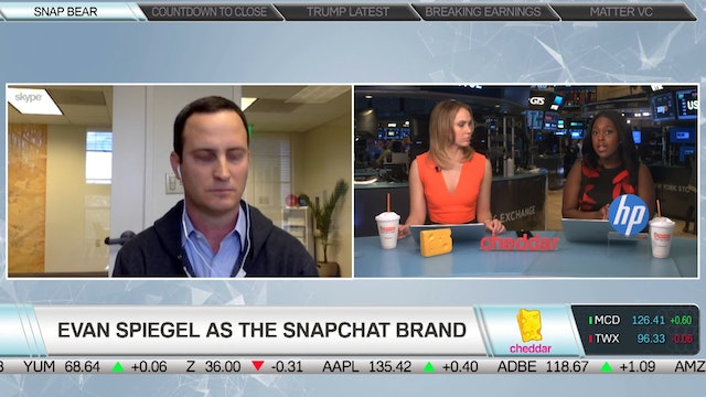 Barrett Daniels on Why Snap's Financi...