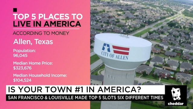 "What Makes a Town One of the ""Best in..."