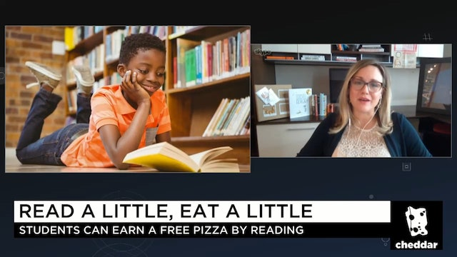 "The Next Step in Pizza Hut's ""BOOK IT!"" Program"