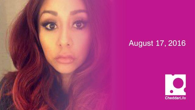Cheddar Life August 17, 2016