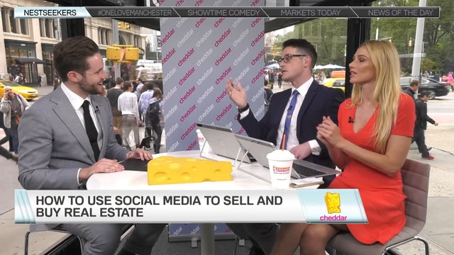 How to Use Social Media to Sell and Buy Real Estate