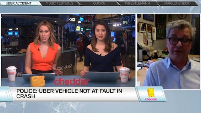 Automobile Magazine Discusses Uber Cr...