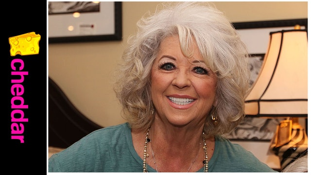 Paula Deen Reveals the Secret to Building Her Food and Media Empire