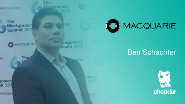 Macquarie's Ben Schachter speculates on how tech companies will further monetize their user bases