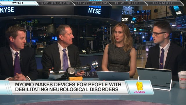 CEO of Myomo Discusses Wearable Medical Robotics
