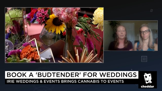 Love at First Puff: Weddings with Weed