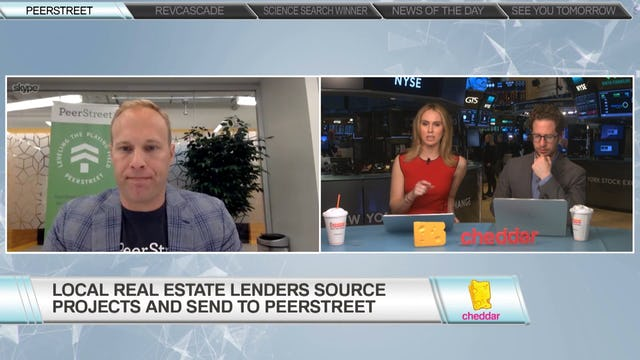 Brett Crosby Talks About PeerStreet, a Marketplace for Real Estate Debt
