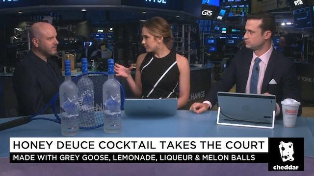 Grey Goose's Honey Deuce Cocktail Tak...
