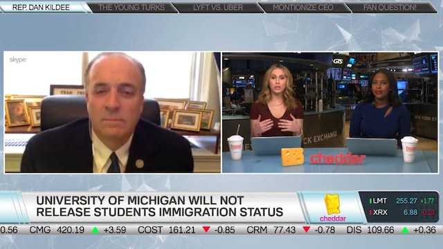 Rep. Dan Kildee, D-MI, on Actions to ...