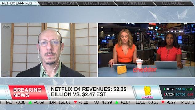 eMarketer's Paul Verna on Netflix's Q...