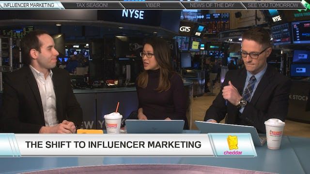 Influicity CEO Jonathan Davids on How Influencers Impact Brands