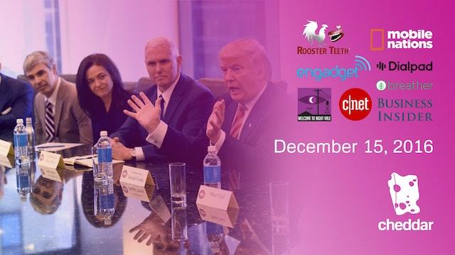 December 15, 2016 Full Show