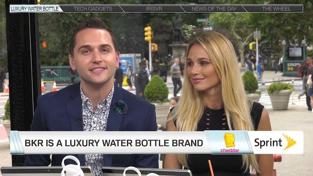 BKR Is Making Water Bottles a Fashion...