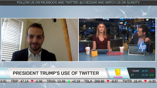 Could Twitter Ban Donald Trump?