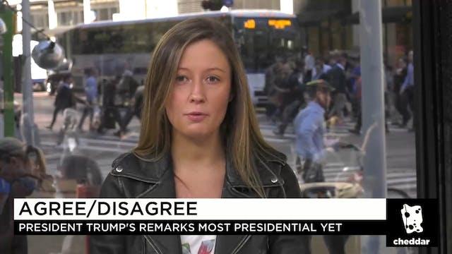 Agree or Disagree: Trump's Las Vegas ...