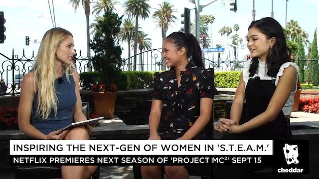 """Inspiring the Next-Gen of Women in """"S..."""