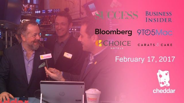 Opening Bell February 17, 2017